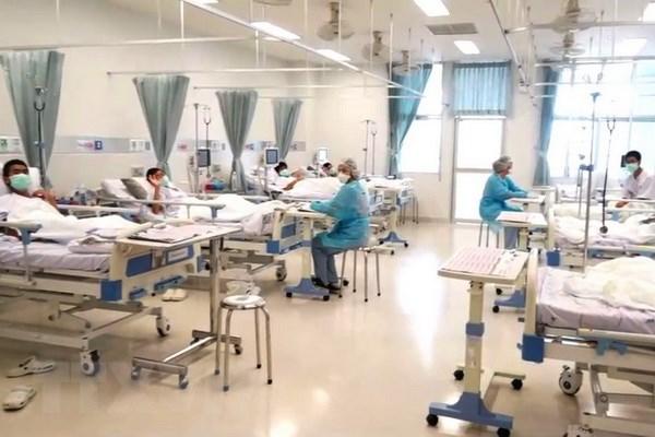 Một bệnh viện ở Thái Lan. Ảnh tư liệu